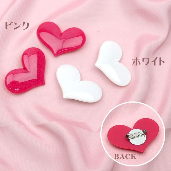 BIGハート☆ベロアショートグローブ 手袋 手ぶくろ てぶくろ レディース フリーサイズ ピンク ホワイト 【メール便可】 ダンスコスプレ