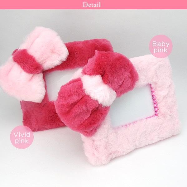 DOLLYピンク☆BIGリボンフォトスタンド ダンス コスプレ