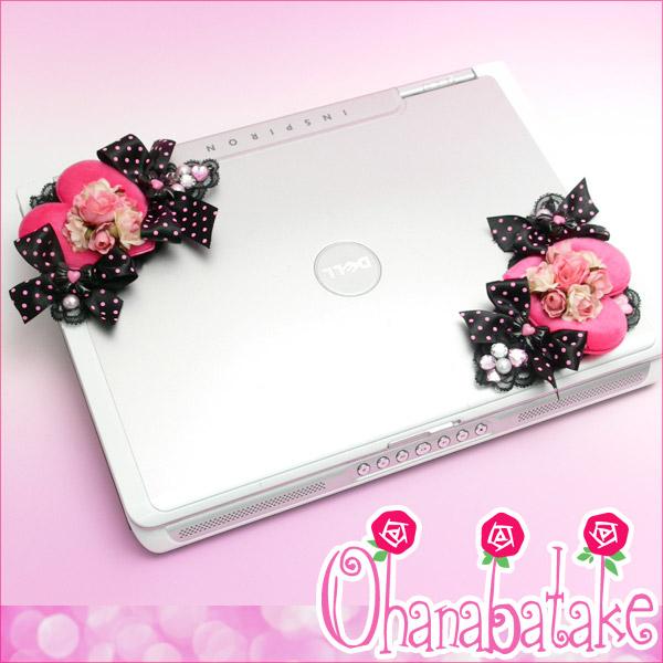 お花畑☆小悪魔姫PCデコテープ ダンス コスプレ