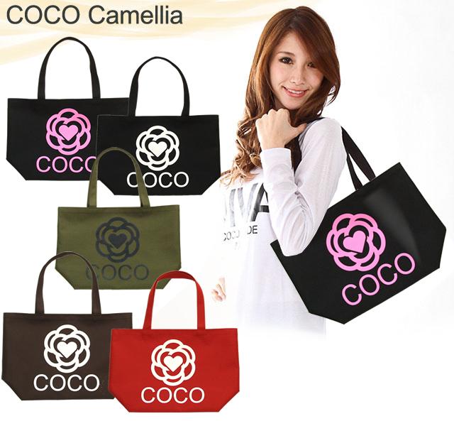 COCOcamelliaココカメリア超プチプラ☆トートバッグ21-CMCC