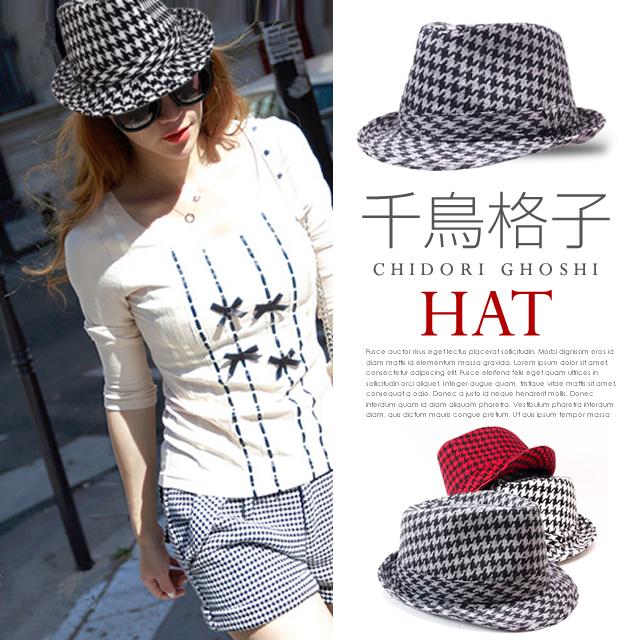 SELECTION セレクション デザイン中折れ帽子 ハット キャップ NHT