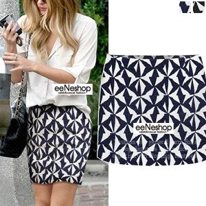 Coloration Patternミニスカート[レディース][おしゃれコート・ワンピース・スカート・パンツ・Tシャツ・ニット・セットアップ・バッグ]