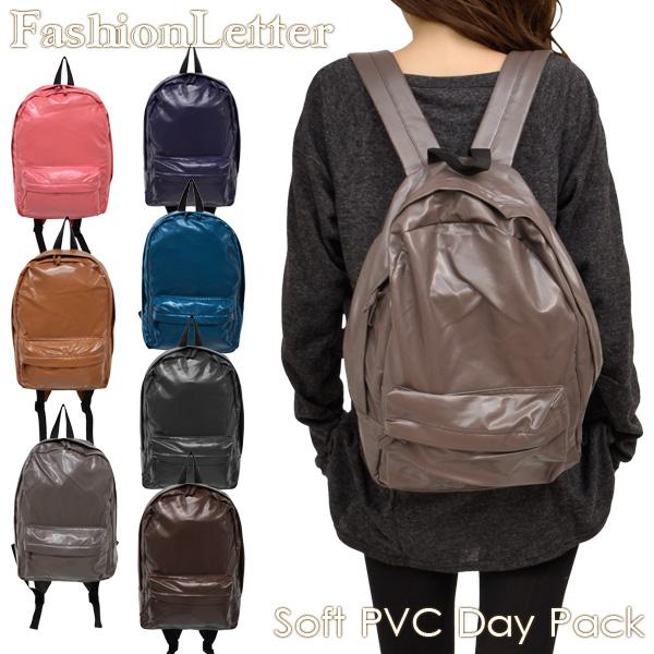 ブイシー ソフトPVCデイパック アウトドア [RB] グッズ バックパック リュックサック ユニセックス バッグ かばん ミニバッグ