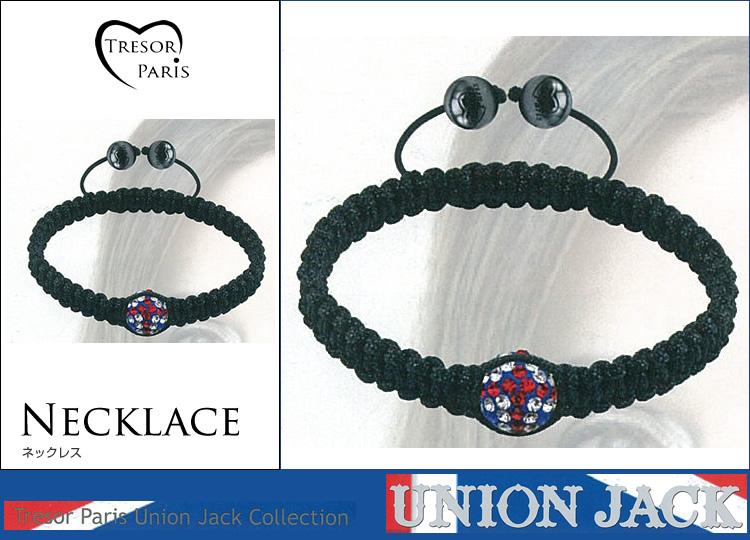 ネックレス通販〜Felt Magliettaブランドの【Tresor Paris union Jack Collection トレゾア パリス ユニオンジャック コレクション】ネックレス