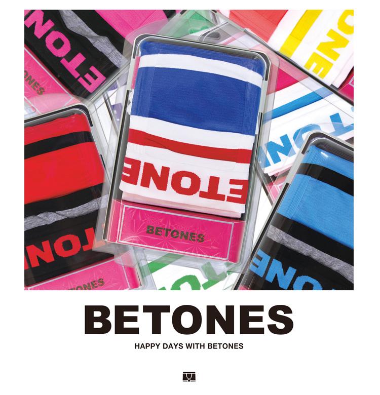 ショーツ通販〜GAL'S MARKETブランドの【BETONES】AKER2(アケル2)【メンズインナー】【ボクサーパンツ】【メンズ下着】ビトーンズ【レディースボ