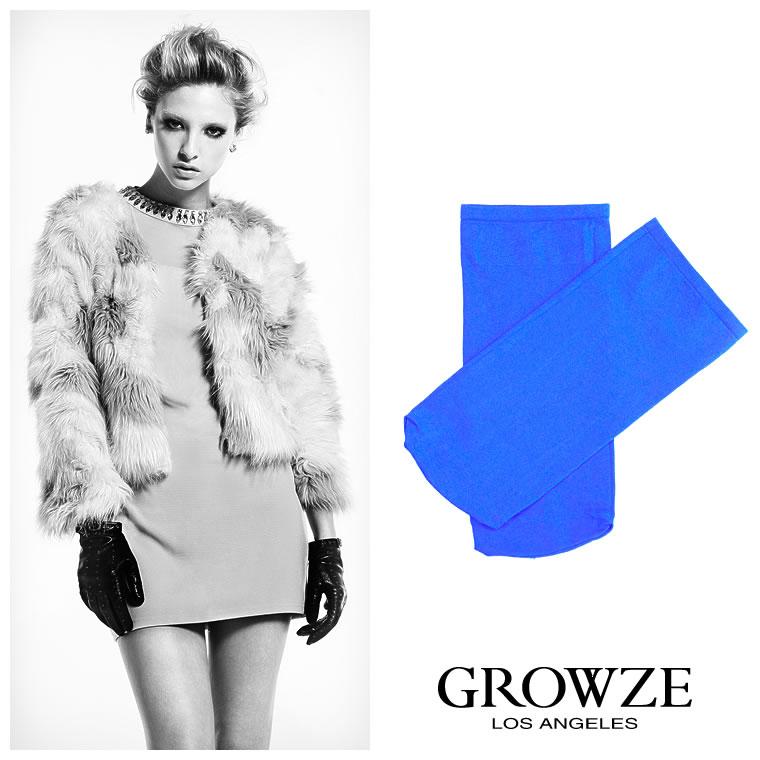 ソックス通販〜GROWZEブランドの【GROWZE】【S/Sコレクション】シンプルカラーアンクル丈ソックス