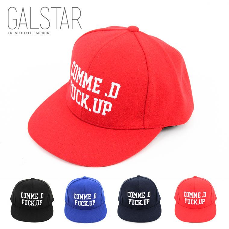 刺繍ロゴ帽子キャップCAP