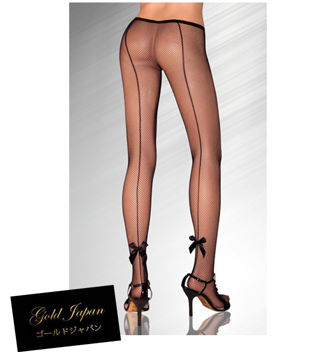 ストッキング パンスト パンティストッキング レッグウエア 靴下 ロング インナー 下着 セクシー コスプレ 衣装 タイツ 大きめ大きい 美脚 伸縮 フリーサイズ 穴あき リボン エロかわ かわ