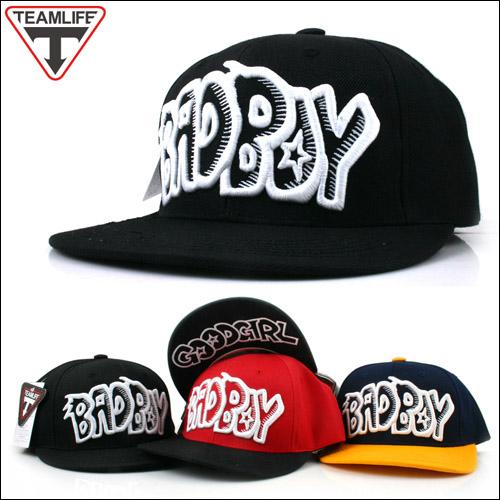 ★スナップバックキャップ/BAD BOY★