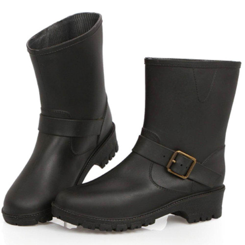 長靴 雨 雪 対策 ロング ...