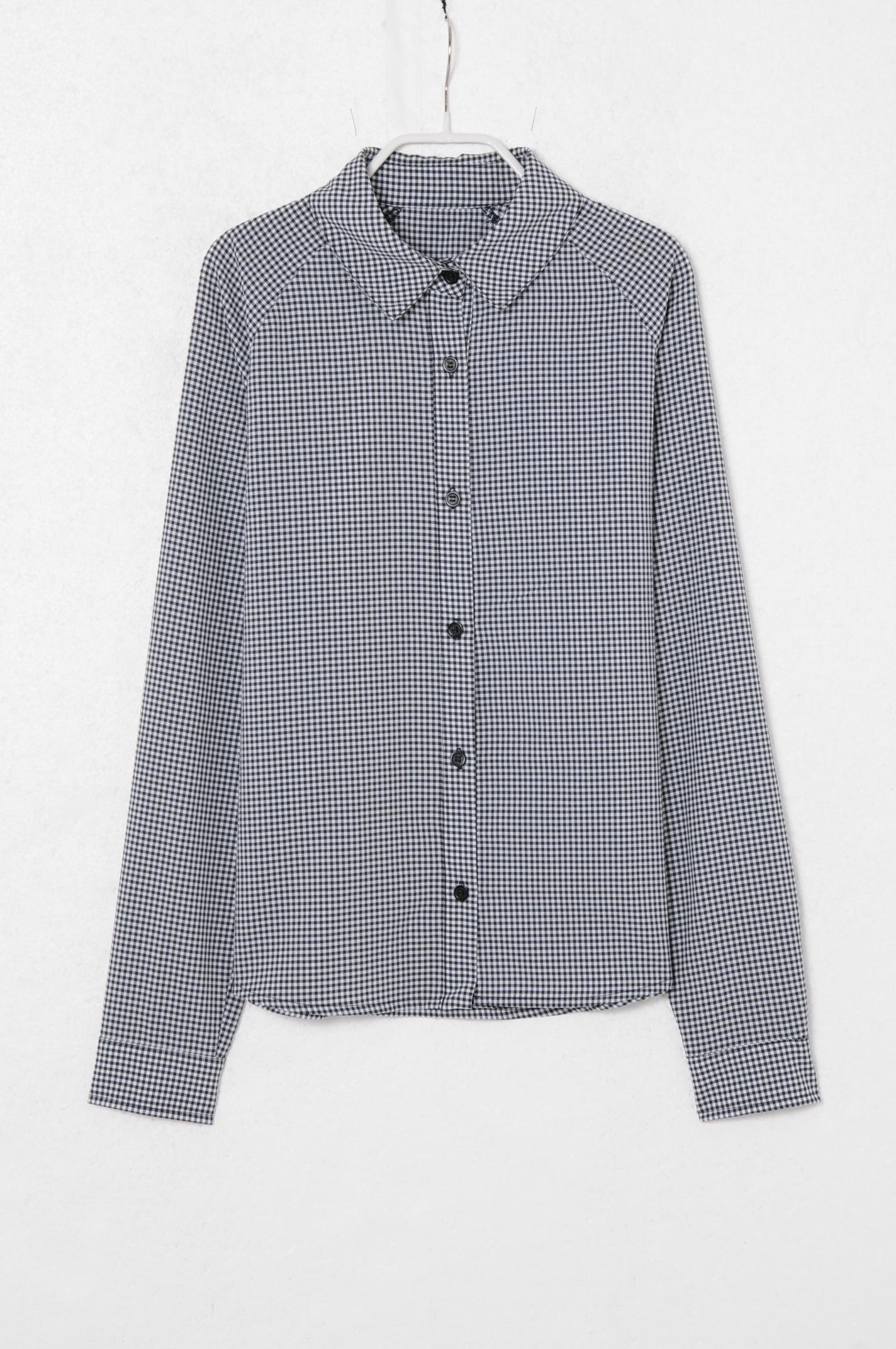 シャツ通販〜EGOISTブランドのギンガムチェックシャツ