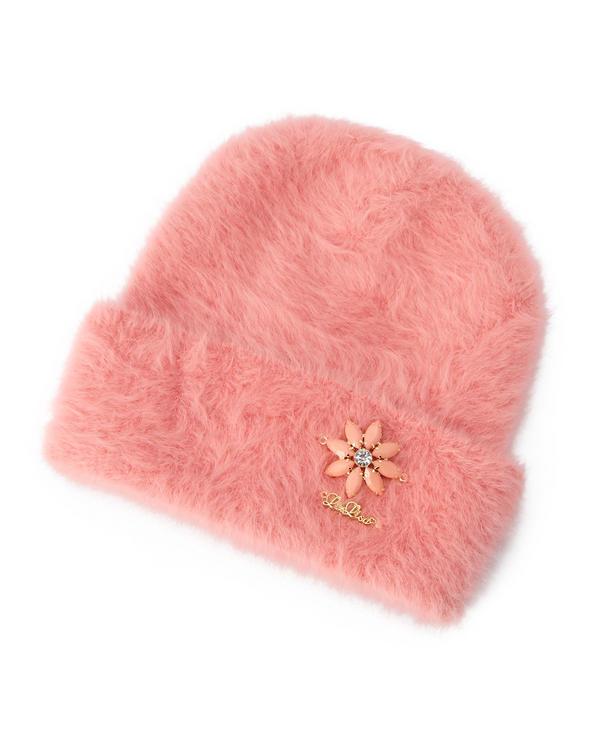 帽子通販〜LIZ LISAブランドの【LIZ LISA】アンゴラ風ニット帽