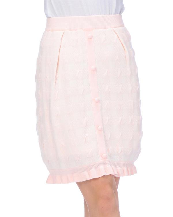 スカート通販〜LIZ LISAブランドの【LIZ LISA】ギンガムチェックスカート