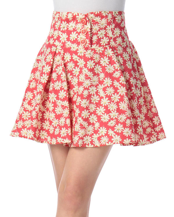 【Tralala】マーガレットスカート