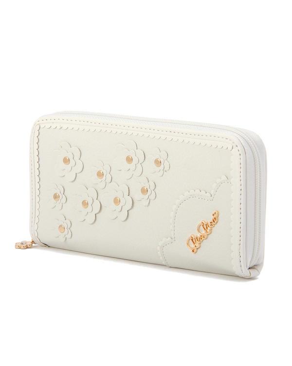 バッグ通販〜LIZ LISAブランドの【LIZ LISA】フラワー長財布