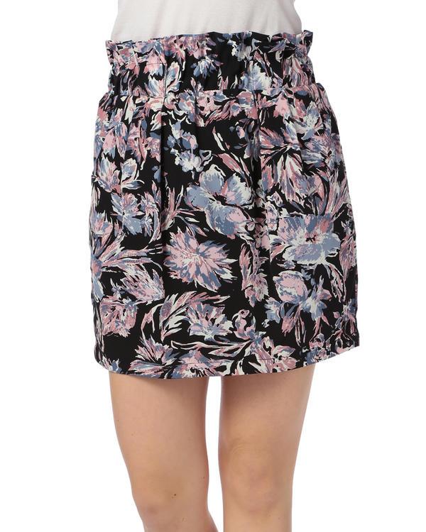 人気アイテム 通販〜LIZ LISAブランドの【Tralala】花柄プリントタックタイトスカート