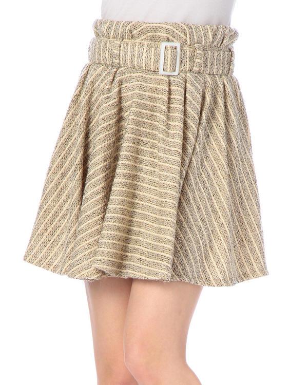 スカート通販〜LIZ LISAブランドの【TRALALA】ボーダーマリンスカート