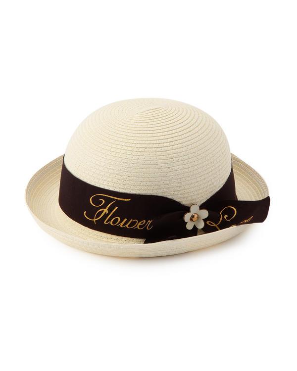 帽子通販〜LIZ LISAブランドの【Tralala】デイジーボーラーHAT