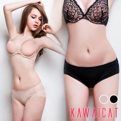 下着通販〜KawaiCatブランドの【C-style】【rz10743】安心して着用できるデイリーベーシックシームレスラインパンツ