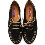 靴通販〜BABARA JAPANブランドの[BABARA] Ashley BK(B0129) ぺたんこ/ブラック