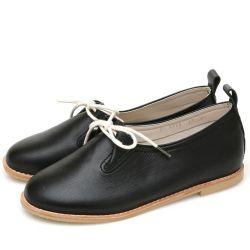 靴通販〜BABARA JAPANブランドの[BABARA] BB4119 BK/フラットシューズ/ペタンコ