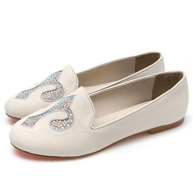 靴通販〜BABARA JAPANブランドの[BABARA] BB4106 IV/フラットシューズ/ペタンコ