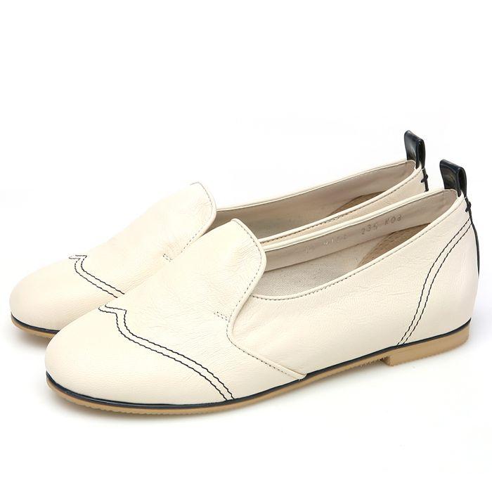 靴通販〜BABARA JAPANブランドの[BABARA] BB4124 IV/フラットシューズ/ペタンコ