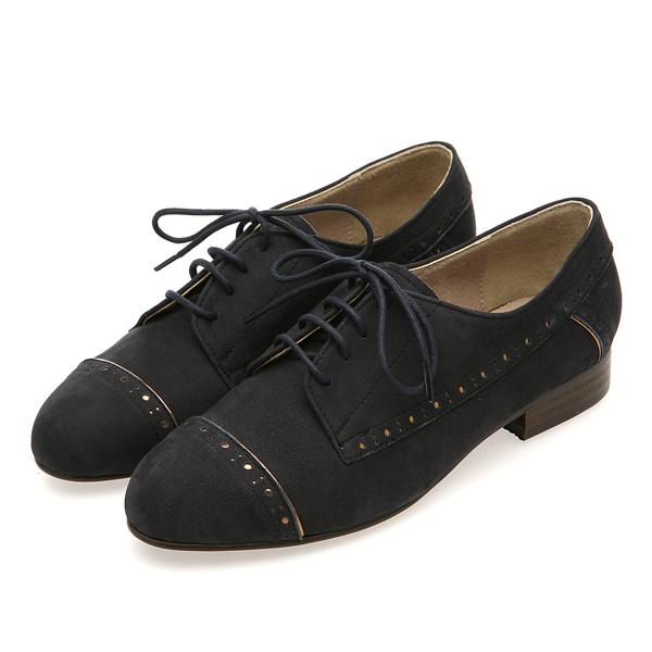 靴通販〜BABARA JAPANブランドの[BABARA] NYLON NY (B3530) ぺたんこ/ローヒール/ブラック