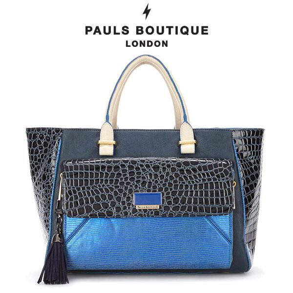バッグ通販〜nowistyleブランドの【PAUL'S BOUTIQUE】FREYA アニマルポケットデザインバッグ