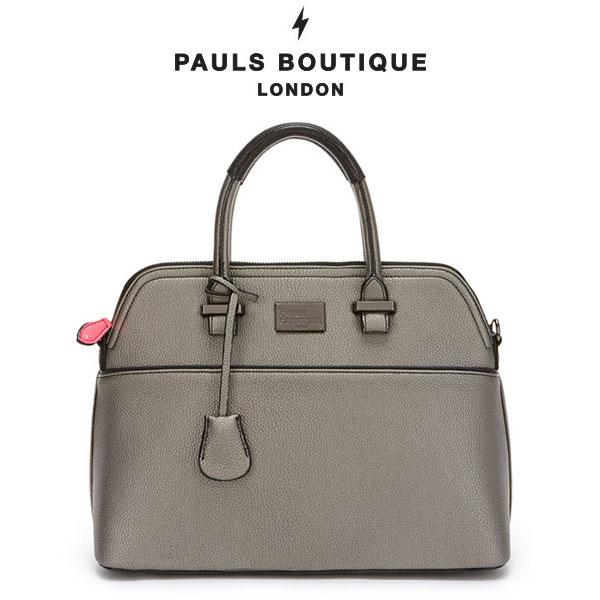 【PAUL'S BOUTIQUE】MAISY クラシックカラー2wayバッグ