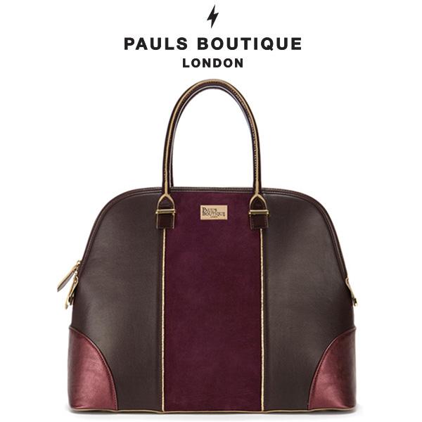 ハンドバッグ通販〜nowistyleブランドの【PAUL'S BOUTIQUE】ELISA クラシックミックス ハンドバッグ