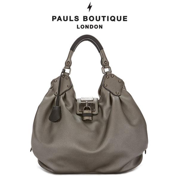 【PAUL'S BOUTIQUE】GRACIE クラシックカラー ハンドバッグ