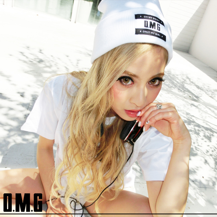 【完売御礼】O.M.G/オーエムジー/サマ-ニット帽