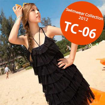 TC-06 SwimwearCollectionレディース水着/女性用水着/大きいサイズあり//体型カバー/タンキニ/セパレート/ワンピース