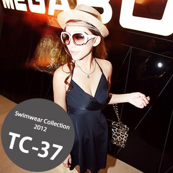 TC-37 SwimwearCollectionレディース水着/女性用水着/大きいサイズあり//体型カバー/タンキニ/セパレート/ワンピース