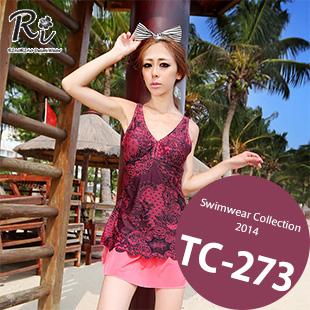 TC-273 SwimwearCollection レディース水着ワンピースレディース水着 新作/女性用水着/大きいサイズあり