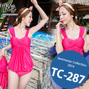 水着通販〜RinoRinoSwimWearブランドの TC-287 SwimwearCollection レディース水着ワンピースレディース水着 新作/女性用水着/大きいサイズあり