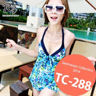 TC-288 SwimwearCollection レディース水着ワンピースレディース水着 新作/女性用水着/大きいサイズあり