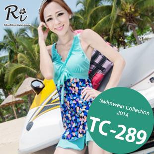 水着通販〜RinoRinoSwimWearブランドの TC-289 SwimwearCollection レディース水着ワンピースレディース水着 新作/女性用水着/大きいサイズあり