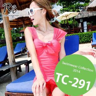 水着通販〜RinoRinoSwimWearブランドの TC-291 SwimwearCollection レディース水着ワンピースレディース水着 新作/女性用水着/大きいサイズあり