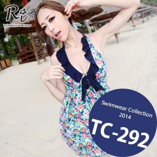 TC-292 SwimwearCollection レディース水着ワンピースレディース水着 新作/女性用水着/大きいサイズあり
