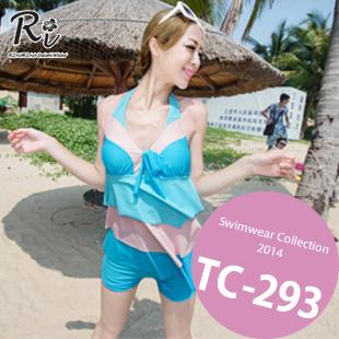 水着通販〜RinoRinoSwimWearブランドの TC-293 SwimwearCollection レディース水着ワンピースレディース水着 新作/女性用水着/大きいサイズあり