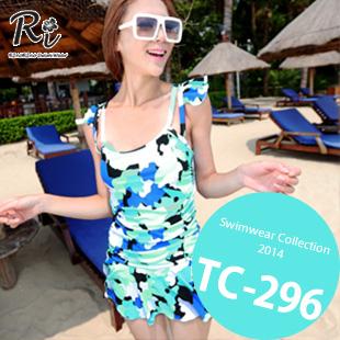TC-296 SwimwearCollection レディース水着ワンピースレディース水着 新作/女性用水着/大きいサイズあり
