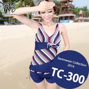 TC-300 SwimwearCollection レディース水着ワンピースレディース水着 新作/女性用水着/大きいサイズあり