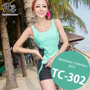TC-302 SwimwearCollection レディース水着ワンピースレディース水着 新作/女性用水着/大きいサイズあり