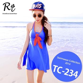 水着通販〜RinoRinoSwimWearブランドの TC-234 SwimwearCollection レディース水着ワンピースレディース水着 新作/女性用水着/大きいサイズあり