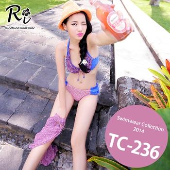 TC-236 SwimwearCollection レディース水着ワンピースレディース水着新作/女性用水着/大きいサイズあり