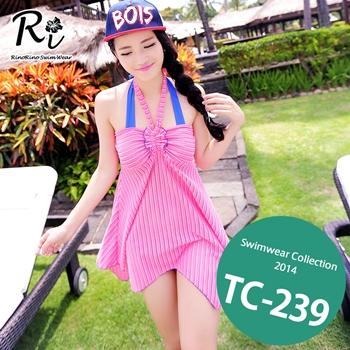 水着通販〜RinoRinoSwimWearブランドの TC-239 SwimwearCollection レディース水着ワンピースレディース水着 新作/女性用水着/大きいサイズあり