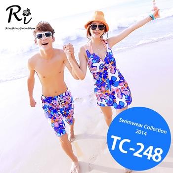 水着通販〜RinoRinoSwimWearブランドの TC-248 SwimwearCollection レディース水着ワンピースレディース水着 新作/女性用水着/大きいサイズあり