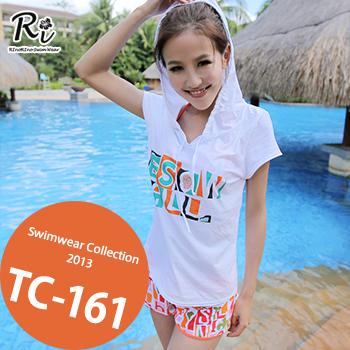 水着通販〜RinoRinoSwimWearブランドの TC-161 SwimwearCollectionレディース水着/女性用水着/大きいサイズあり//体型カバー/タンキニ/セパレート/ワンピース